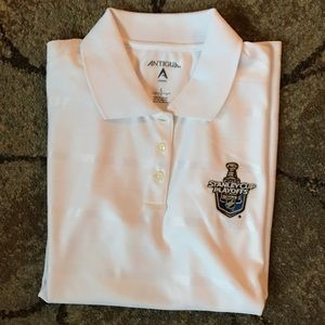 Antigua STANLEY CUP 2012 OFFICIAL Polo!